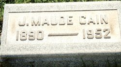 Jessie Maude Cain