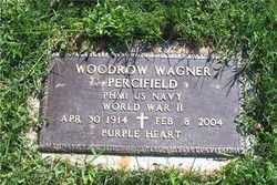 Woodrow Wagner Shorty Percifield
