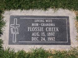 Flossie <i>Thomas</i> Cheek