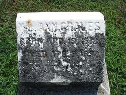 Ann Quarles <i>Kirtley</i> Graves