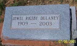 Jewel Melba <i>Rigsby</i> Dulaney