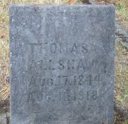 Thomas Allshaw