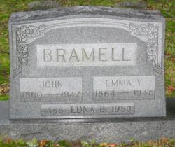 Edna B. Bramell
