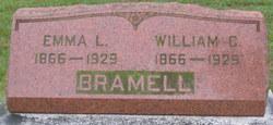 Emma L. <i>McCarty</i> Bramell