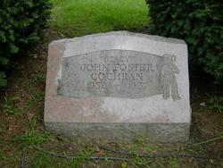 John Foster Stacy Cochran