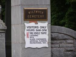 Wiltwyck Cemetery