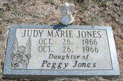 Judy Marie Jones