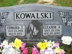 Eleanor Agnes <i>Szepietowski</i> Kowalski