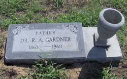 Dr Robert Alfred Gardner