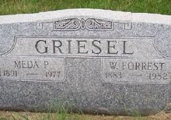 Meda Pearl <i>Sisson</i> Griesel