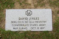 Sgt David Jasper Files
