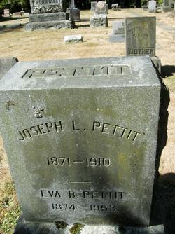 Eva B Pettit