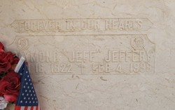 Raymond Jeff Jeffery