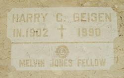 Harry C. Geisen