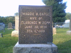 Maggie Belle <i>Caple</i> Zepp