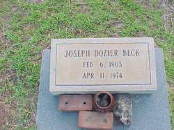 Joseph Dozier Beck