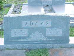 Corrie E Adams