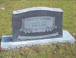 Ella E Anders