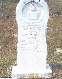 William J. Banister