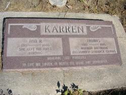 Ann <i>Ratcliff</i> Karren