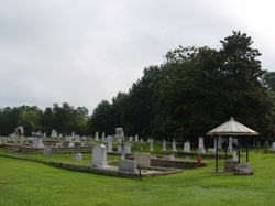 Shadnor First Baptist Church Cemetery