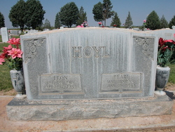 Pearl Elizabeth <i>Forbus</i> Hoyl