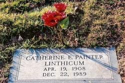 Catherine Elizabeth <i>Painter Carpenter Carlisle</i> Linthicum