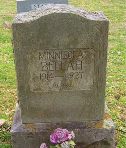 Minnieola Bellah