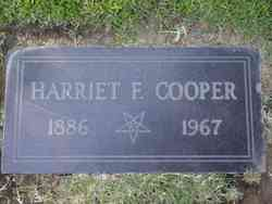 Harriet Fletcher Cooper