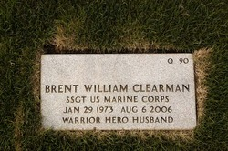 Brent William Clearman
