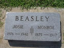 Sarah Josephine Josie <i>Rigsby</i> Beasley