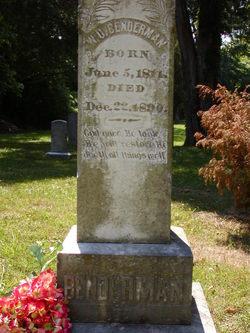 William Davis Benderman