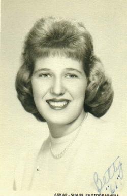 Betty Carol <i>Oliver</i> Newberry