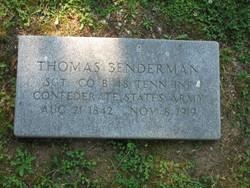 Thomas Benderman