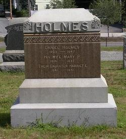 Harriet E. Holmes