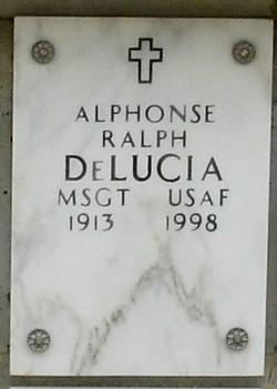 Alphonse Ralph DeLucia