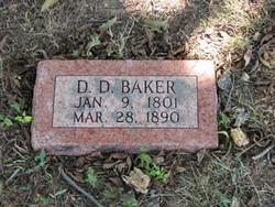 David Davenport Baker
