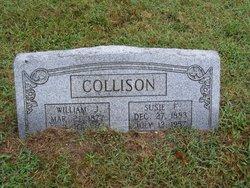 Susan Florence <i>Slaughter</i> Collison