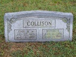 John Martin Collison