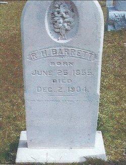 R H Barrett
