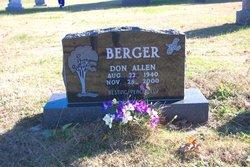 Don Allen Berger