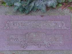 Kendale J Anderson