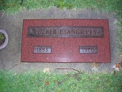 Volber E. <i>Peterson</i> Angilley
