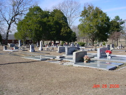 Coosa River Cemetery