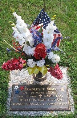 Corp Bradley T. Arms