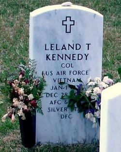 Col Leland T Lee Kennedy
