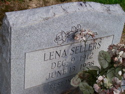 Lena <i>Sellers</i> Borders