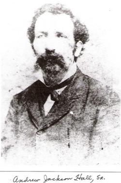 Andrew Jackson Hall, Sr