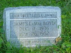 James LeMar Little Jimmy Boyd