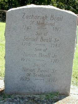 Zachariah Beall